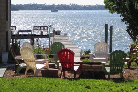 Baywaters Inn, Boca Ciega Bay, St Pete Beach, #2