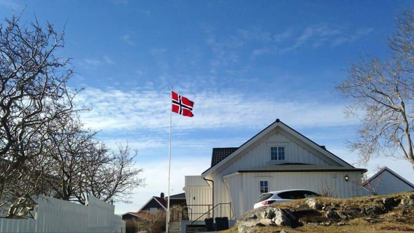 Kårbøhaugen i Henningsvær - Vågan - Apartment