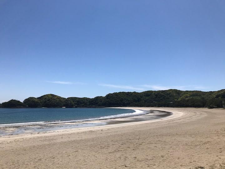 Beach Lodge Yumigahama One Minute To Beach #6