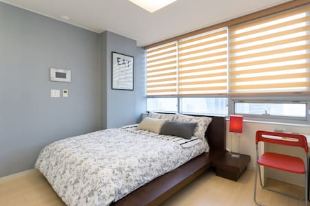 [New Open SALE]Pankyo Cozy House with City view - 성남시 - Apartemen