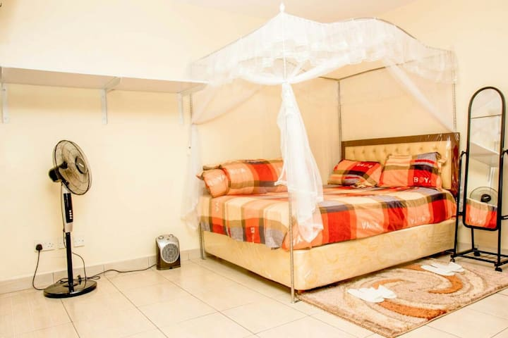Safe, clean, affordable Apartment In Nairobi City.