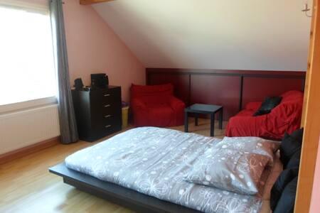 Chambre chez l'habitant pour 2/4 personnes. - Saint-Bonnet-en-Champsaur