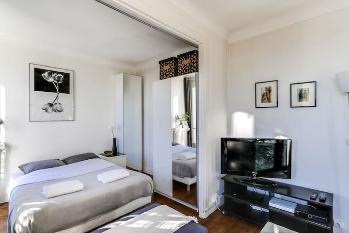 Stunning Studio near Bastille for 2