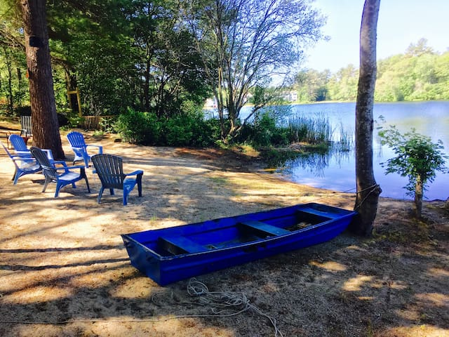 Clear Pond Getaway - Plymouth - Byt