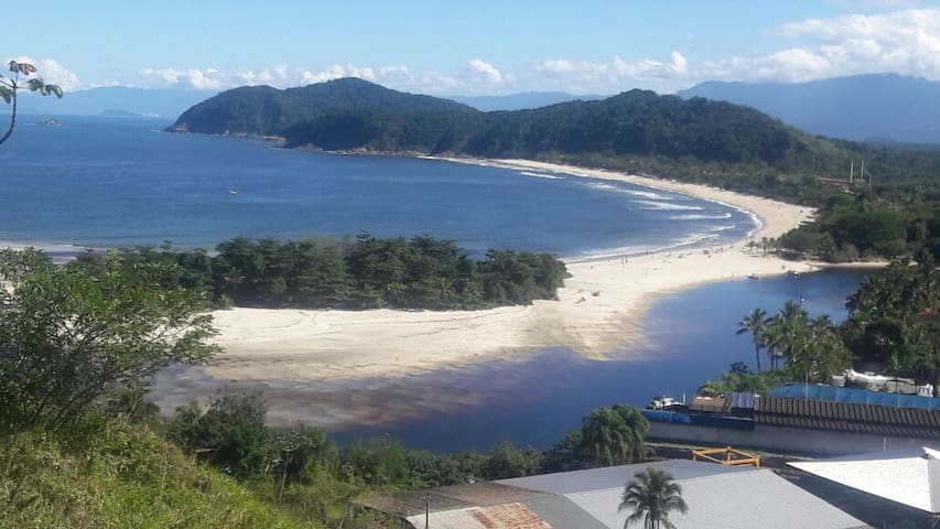 Praia Barra do Una - 7km