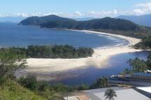 Praia Barra do Una - 7km