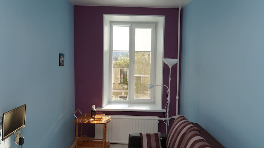 Comfortable small room (5) on Vasilievsky