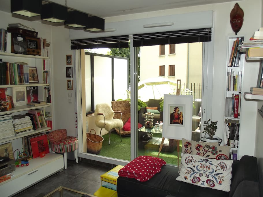Salon+Terrasse