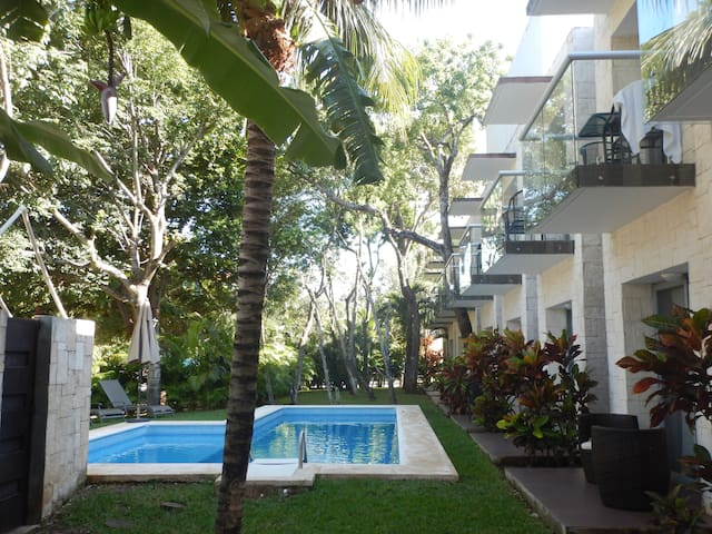 Amazing luxury loft in prime location Playacar4210