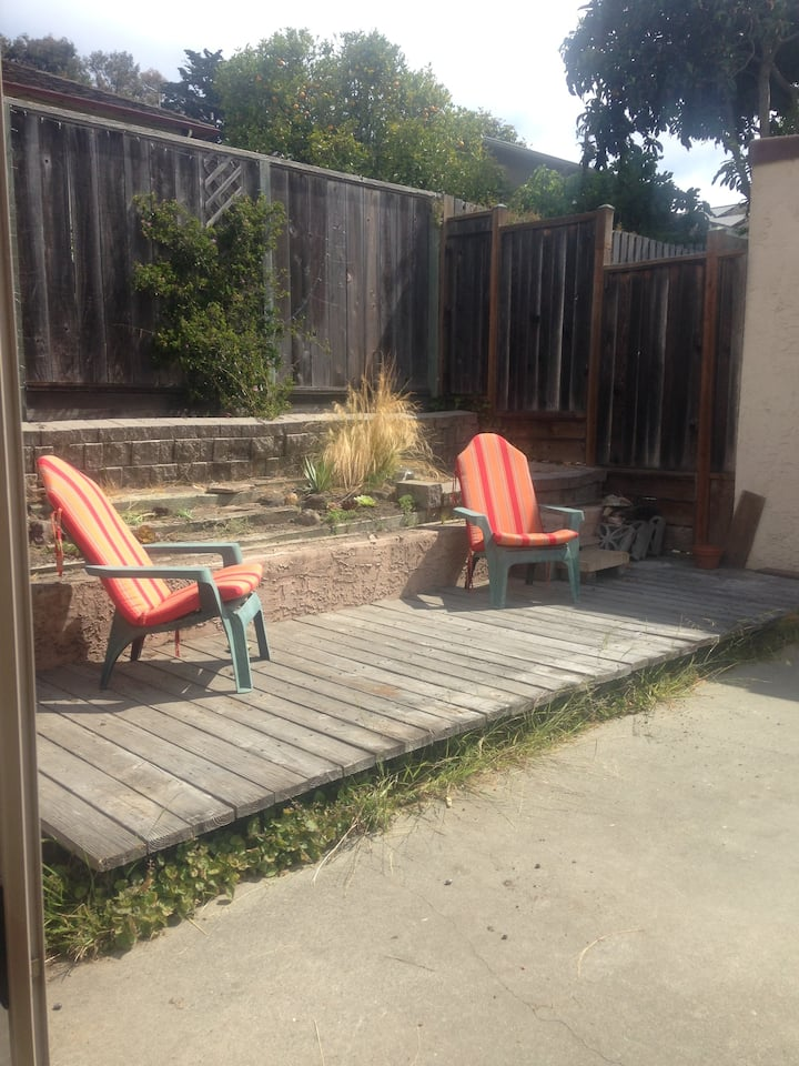 Indoor/Outdoor Living in Santa Cruz