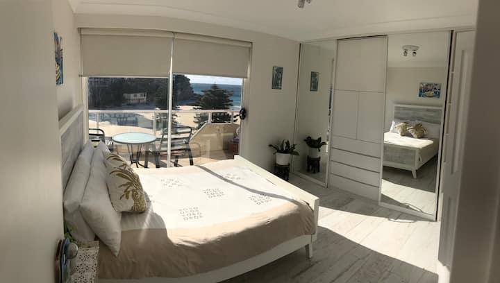 Ocean views from every window