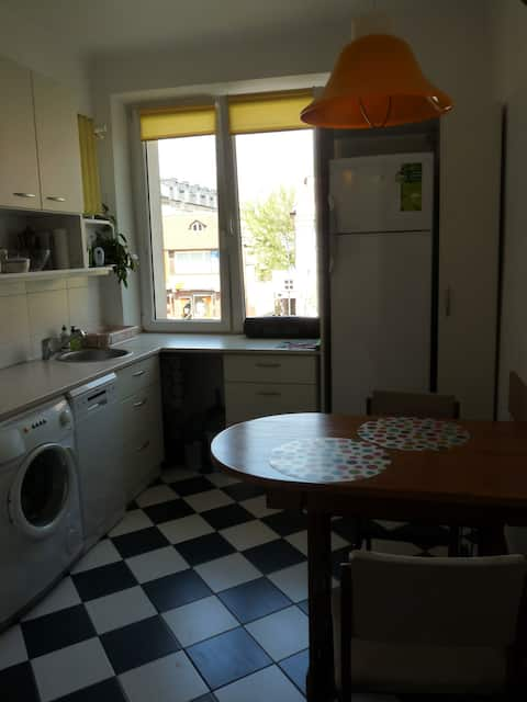 2-room flat in the best location!