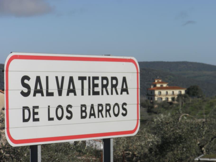 Salvatierra de los Barros un entorno majestuoso de paisajes y naturaleza