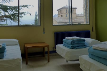 Room 5 Beds exclusive use near Camino de Santiago - Estella - Apartment
