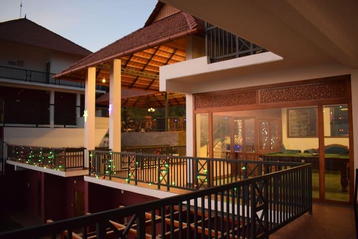 Golden Ridge Mountain Resort - Idukki - Hotel butik