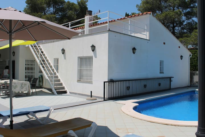 Villa with privat pool in Torre Gran