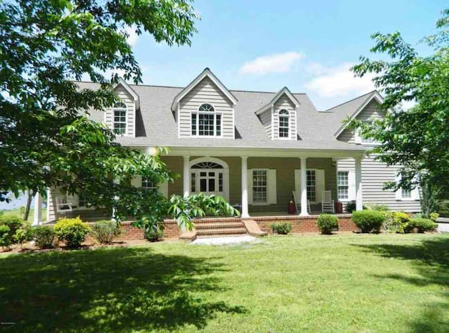 Immaculately Kept Lake Home in a Private Setting
