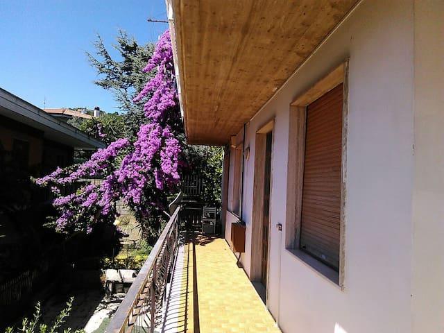 Appartamento con giardino a Grottammare