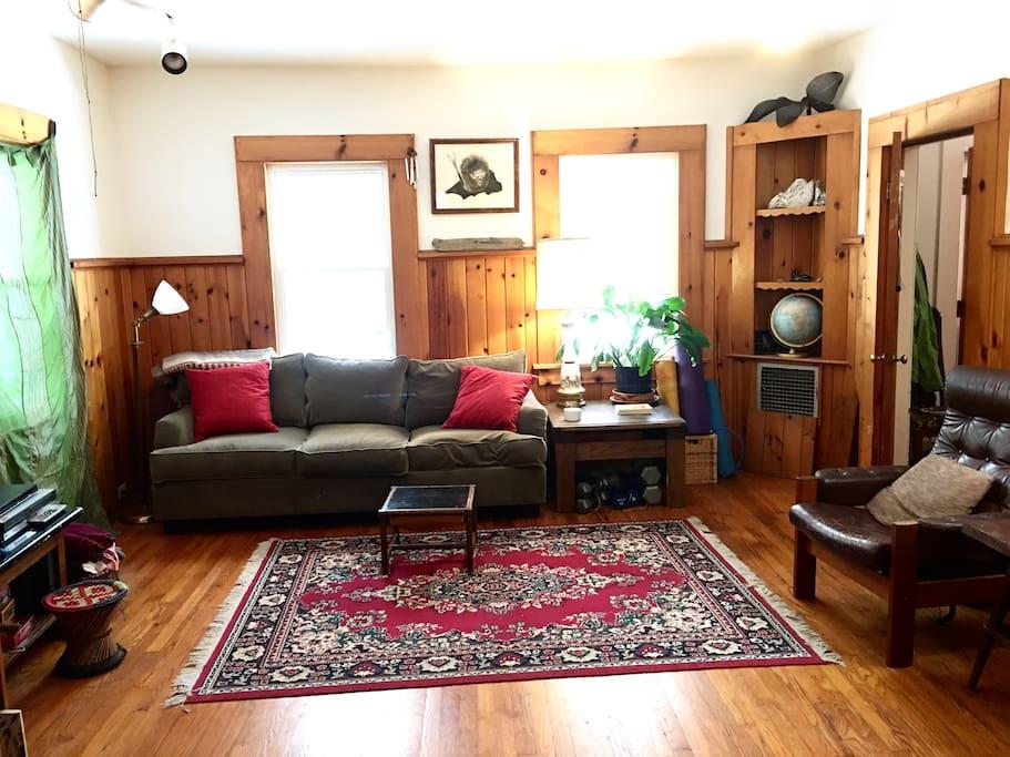 Living Space/Den
