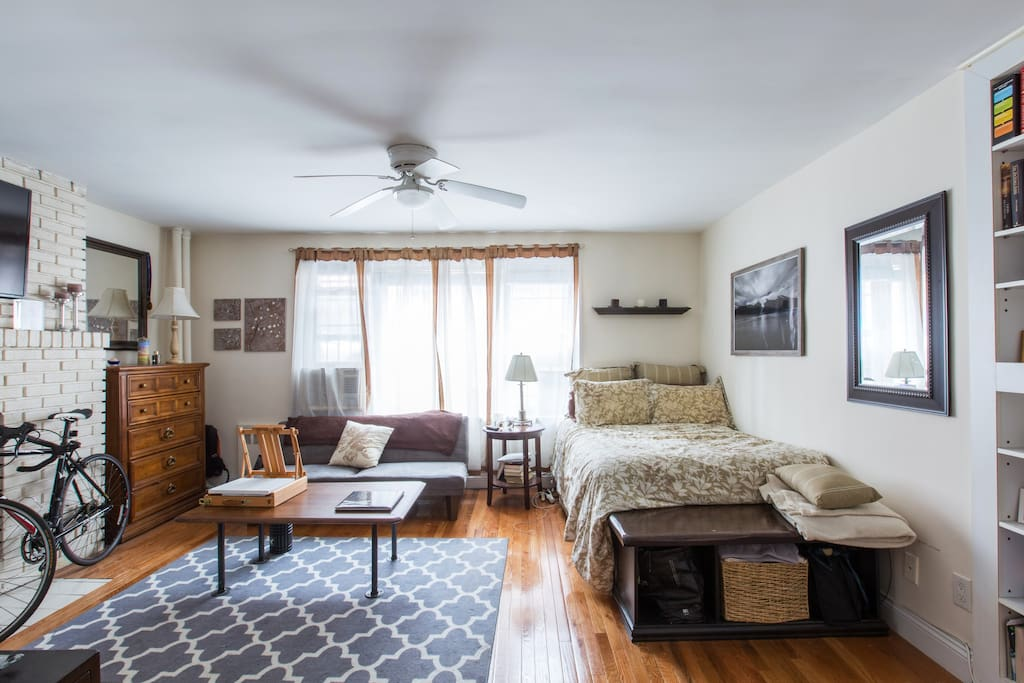 brooklyn heights prime private apt month flexible