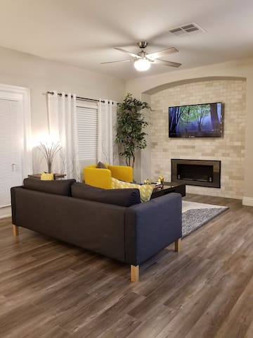 A - Fully  remodeled and professionally decorated