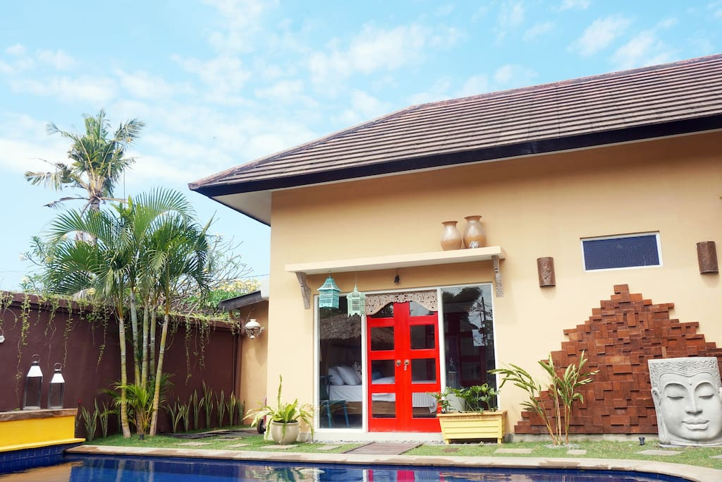 Antique Luxury Villa - 3 BR with Private Pool