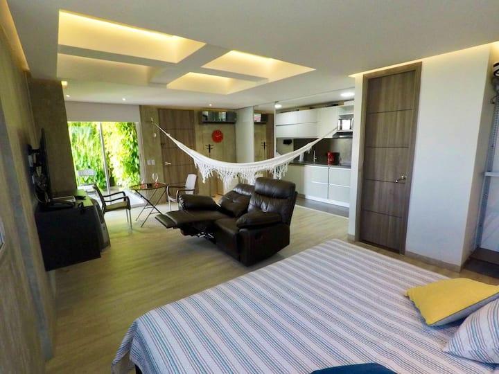 Espectacular Nuevo Apartasuite  en Barranquilla