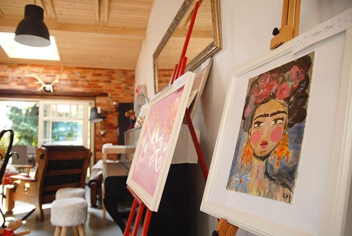 Willa Leśna - apartament Gniazdko Miłości