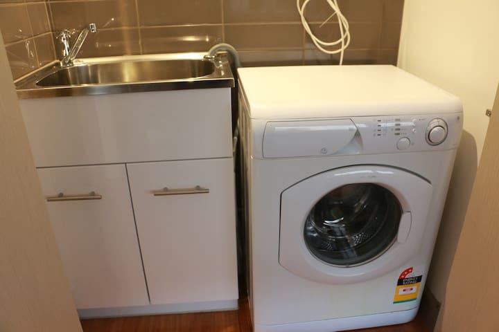 European laundry