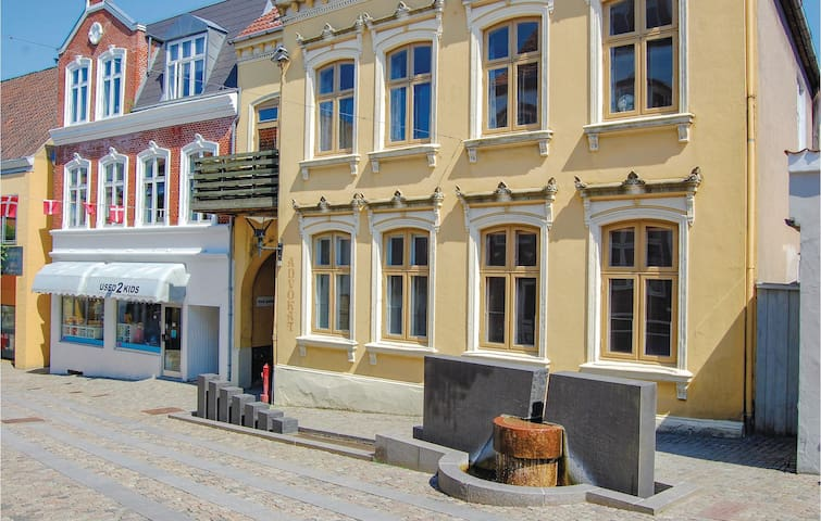 Holiday apartment with 2 bedrooms on 125m² in Aabenraa