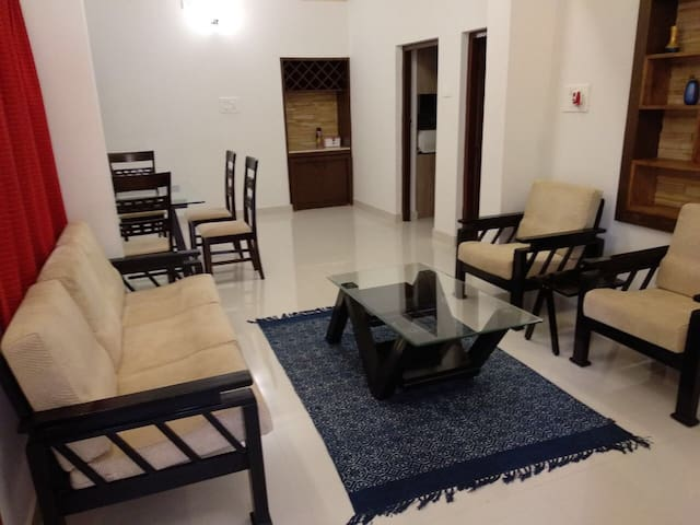 Cosy and stylish villa in Koramangala
