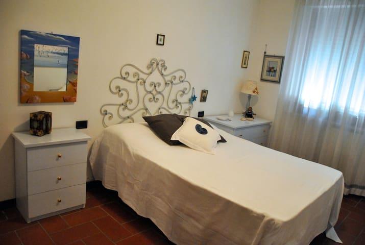 Chez la tante - Marina di Pisa