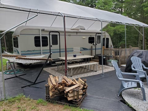 Nordic Highlands Retreat, 30' luxury camper