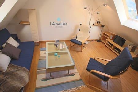 Studio cabine dans maison à St Lary Soulan - Saint-Lary-Soulan