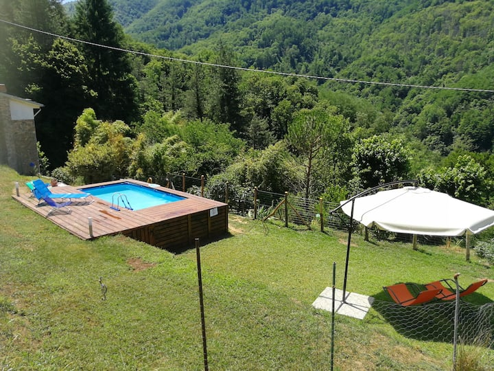 Holiday House Ronchi - House with Pool