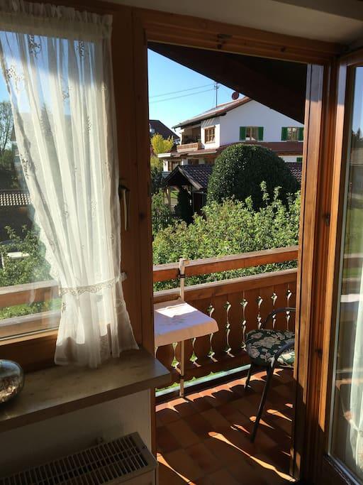 Der Balkon