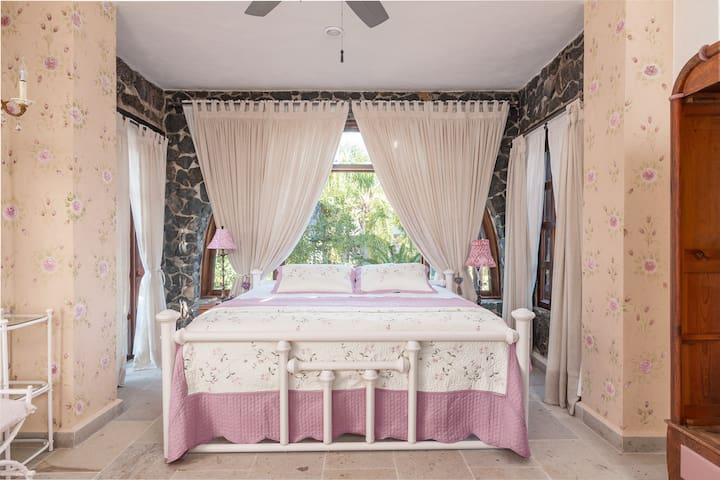 Rooms in private estate, Chiconcuac, Morelos - Chiconcuac - Apartamento