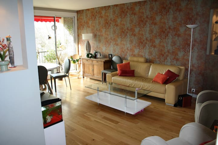 Appartement coeur de forêt à 20 mn de Paris - Chaville - Daire