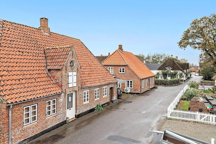 4 Personen Ferienhaus in Højer