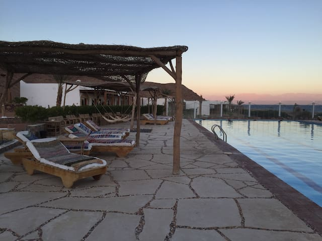 Apartment with pool, Dahab Canyon! - Dahab - Dom