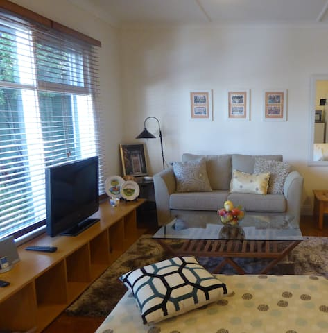 Chic and cosy, garden setting guest accommodation - 聖基爾達東(Saint Kilda East)