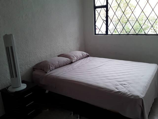 Habitacion Privada #2 en Condominio con Piscina