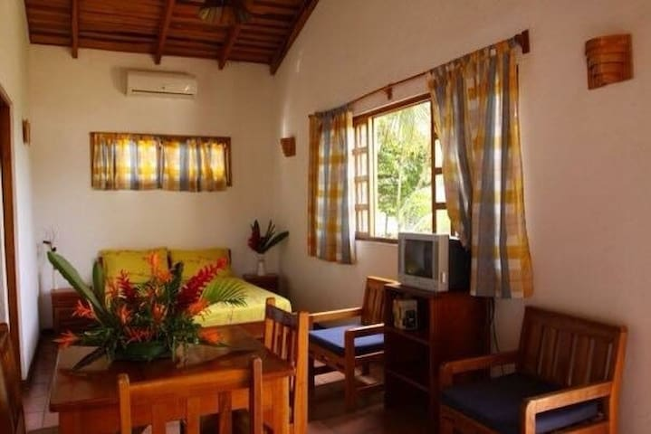 Ocean view room 2 person - Playa Hermosa  - Appartement