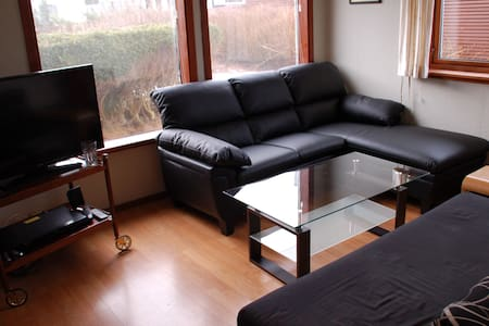 2 bedrooms on Madlasandnes - 斯塔万格(Stavanger) - 公寓