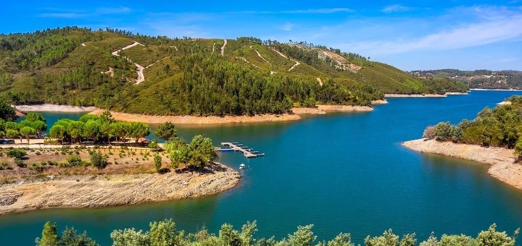 Grande Villa proche de Fatima et de la mer - Ferreira do Zêzere - Holiday home