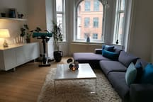 Nice room for one person in Copenhagen