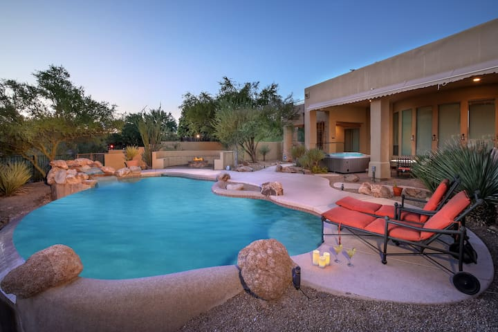 North Scottsdale Retreat