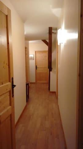Suite composée de deux chambres