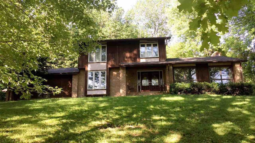 Woodland Retreat-Tranquil, Private, Forest Setting