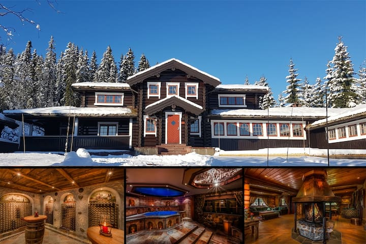 Luxury Ski In/Out Trysil Chalet - Trysil